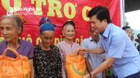 Những hoạt động thiết thực vì người nghèo ở Con Cuông và Quỳnh Lưu