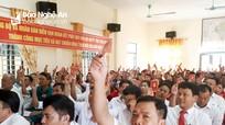 Đại hội đại biểu đảng bộ xã Diễn Vạn (Diễn Châu) nhiệm kỳ 2020 – 2025