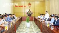 Tiếp tục nâng cao hiệu quả sản xuất, kinh doanh của SABECO tại Nghệ An
