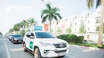 Ứng dụng gọi xe công nghệ Việt CN đang gây sốt ở xứ Nghệ