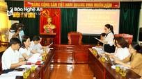 Tiếp tục nâng cao hiệu quả phối hợp giữa Báo Nghệ An và huyện Đô Lương