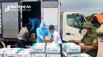 Vinamilk dành quỹ hơn 2 triệu sản phẩm dinh dưỡng hỗ trợ chống dịch Covid-19