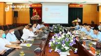 Tọa đàm Kỷ niệm 65 năm Ngày thành lập Cục Hải quan tỉnh Nghệ An