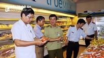 Năm 2017, Nghệ An phát hiện hơn 7.000 vụ vi phạm kinh doanh hàng hóa