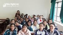 Bài văn xúc động về đội tuyển U23 Việt Nam của nữ sinh Trường Lý Nhật Quang