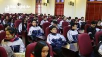 90 học sinh Nghệ An đạt giải tại Kỳ thi Học sinh giỏi Quốc gia năm 2018