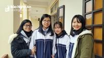 """Nữ sinh Nghệ An giành Giải Nhất môn Ngữ văn quốc gia: """"Sống tức là phải thay đổi"""""""