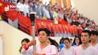 Khai mạc Hội khỏe Phù Đổng tỉnh Nghệ An năm 2018