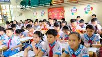 Nhiều trường ở Nghệ An sẽ tuyển sinh lớp 6 bằng bài thi kiểm tra đánh giá năng lực