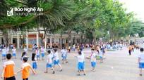 Nghệ An: Cấm kiểm tra, khảo sát đầu năm học để chia lớp