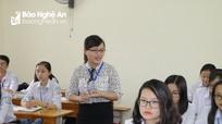 Gần 1.400 hồ sơ đăng ký thi tuyển vào Trường THPT chuyên Phan Bội Châu