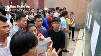 Tâm lý thí sinh trước Kỳ thi tuyển vào lớp 10 ở Nghệ An