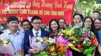 Lễ đón và chúc mừng học sinh trường Phan đạt Huy chương Đồng Olympic Hóa học quốc tế