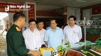 47 công trình tham gia Hội thi thiết bị đào tạo tự làm ở Nghệ An