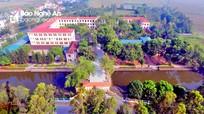 Tự hào Trường THPT Diễn Châu 2 đạt chuẩn Quốc gia