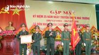 Trường Cao đẳng nghề số 4 - Bộ Quốc phòng đón nhận Huân chương Lao động hạng Nhất