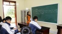 Trường THPT chuyên Phan Bội Châu tuyển bổ sung học sinh lớp 10 năm học 2018 - 2019