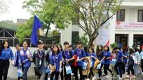 """Hơn 1.000 học sinh tham gia chương trình trải nghiệm """"Một ngày làm sinh viên"""""""
