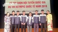 Học sinh Nghệ An đạt Huy chương Bạc Olympic Tin học châu Á