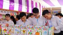 20 gian hàng tham gia Hội Sách Nghệ An
