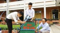 Trường THPT Quỳnh Lưu 4 đạt giải đặc biệt cuộc thi sáng tạo Thanh thiếu niên, Nhi đồng