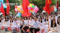 Nghệ An: Chuyên Phan Bội Châu và Chuyên Đại học Vinh sẽ chung đề tuyển sinh