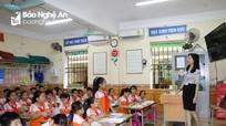 Nghệ An cho phép các trường thi đầu vào khi tuyển sinh lớp 6