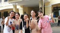 Trường chuyên Đại học Vinh thi cùng ngày, cùng đề với chuyên Phan Bội Châu