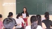 Nghệ An chính thức giảm môn thi tại Kỳ thi tuyển sinh vào lớp 10