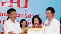 Ngành giáo dục Nghệ An tuyên dương 90 cán bộ, giáo viên, người lao động tiêu biểu