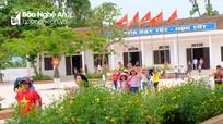 Nhiều trường học ở Nghệ An đối mặt với nguy cơ mất chuẩn quốc gia