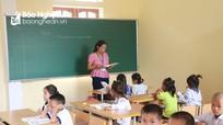 Con Cuông là đơn vị thứ 2 của Nghệ An thực hiện kiểm tra đánh giá xếp loại giáo viên