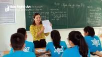 744 giáo viên ở Nghệ An dự thi giáo viên dạy giỏi tỉnh bậc THPT