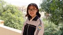Nữ sinh xinh đẹp giành giải Nhất quốc gia môn Toán với ước mơ làm cô giáo