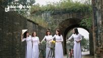 Thành phố Vinh phát động Cuộc thi Ảnh đẹp Online 'Duyên dáng áo dài Việt Nam'