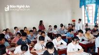 Nghệ An: Gần 4.000 học sinh lớp 10 sẽ phải học ở các trường ngoài công lập