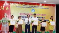 Nghệ An khen thưởng 5 địa phương làm tốt công tác giảm sinh con thứ 3