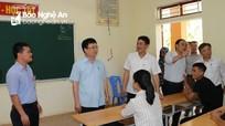 Nêu cao trách nhiệm của các giám thị tại Kỳ thi tuyển sinh vào lớp 10
