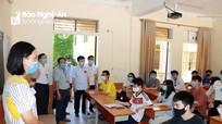Điểm trung bình chung kỳ thi tốt nghiệp THPT của Nghệ An đứng thứ 32 trong cả nước