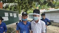 Nén nỗi đau mất cha, thí sinh Nghệ An ngược 150 cây số để đến trường dự thi