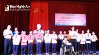 Khai mạc tuần lễ hưởng ứng học tập suốt đời ở Nghệ An