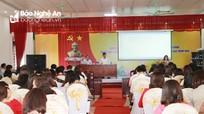 Phụ huynh Nghệ An cùng chung tay tổ chức bán trú, xây dựng trường cho trẻ