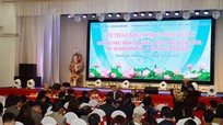 Hội thảo toàn quốc tìm giải pháp nâng cao chất lượng giáo dục phát triển toàn diện