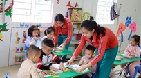 Tiếp tục đề xuất giáo viên mầm non, giáo dục thể chất được nghỉ hưu sớm