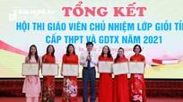 Nghệ An tuyên dương 30 giáo viên xuất sắc nhất tại Hội thi Giáo viên chủ nhiệm giỏi