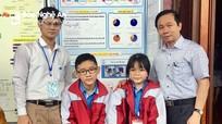 Học sinh Nghệ An giành 2 giải Tư tại cuộc thi Khoa học kỹ thuật cấp quốc gia