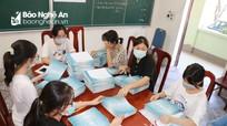 Nghệ An: Phòng dịch đảm bảo an toàn tuyệt đối cho Kỳ thi tuyển sinh vào lớp 10