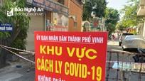 Sáng 1/7, Nghệ An có thêm 01 ca nhiễm Covid-19, là F1 chuyển thành F0