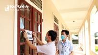 Các trường học ở Nghệ An sẵn sàng cho Kỳ thi tốt nghiệp THPT năm 2021