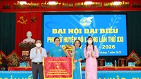 Đô Lương tổ chức thành công Đại hội Hội Liên hiệp phụ nữ huyện